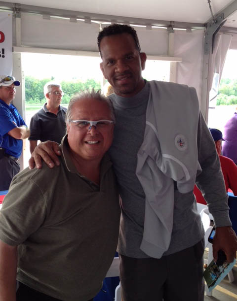 Pro Football Player Andre Reed
