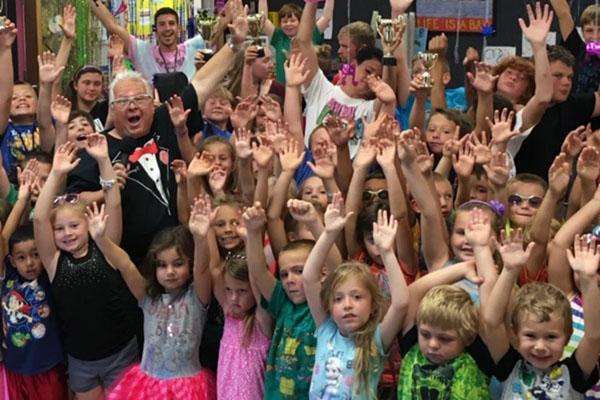 Jimmy C Kids Magician